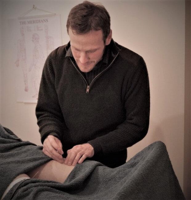dan gorvett acupuncturist barnstaple bideford